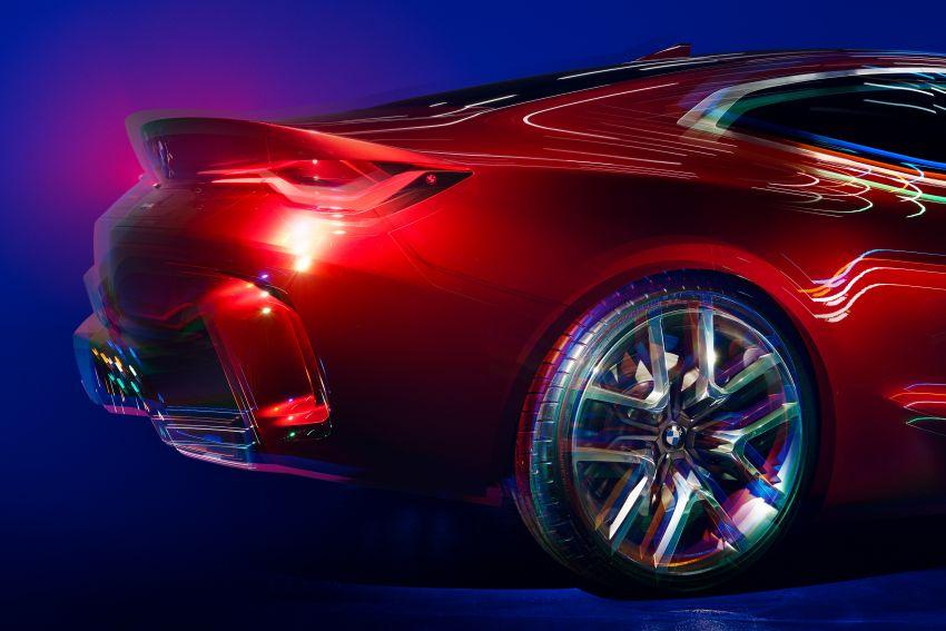 BMW Concept 4 – petunjuk coupe sporty masa depan Image #1013593