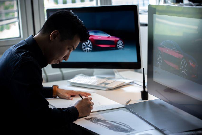 BMW Concept 4 – petunjuk coupe sporty masa depan Image #1013611