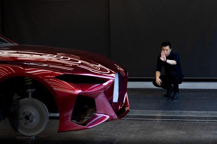 BMW Concept 4 – petunjuk coupe sporty masa depan Image #1013617