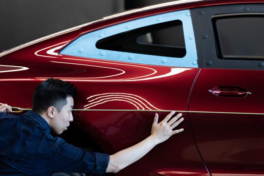 BMW Concept 4 – petunjuk coupe sporty masa depan Image #1013620