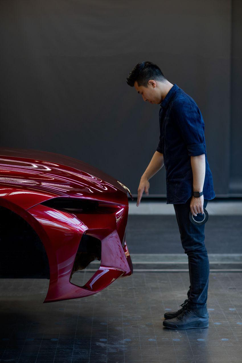 BMW Concept 4 – petunjuk coupe sporty masa depan Image #1013627