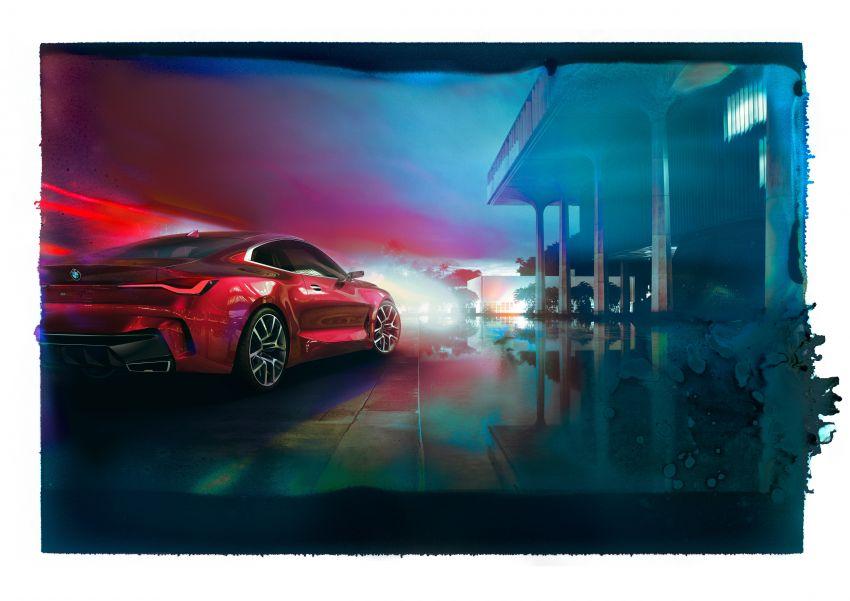 BMW Concept 4 – petunjuk coupe sporty masa depan Image #1013645