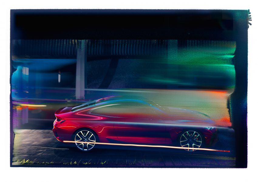 BMW Concept 4 – petunjuk coupe sporty masa depan Image #1013647
