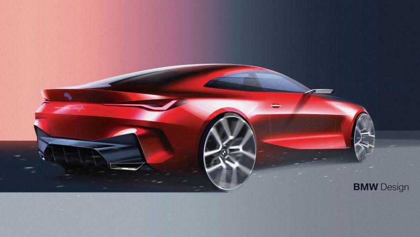 BMW Concept 4 – petunjuk coupe sporty masa depan Image #1013661
