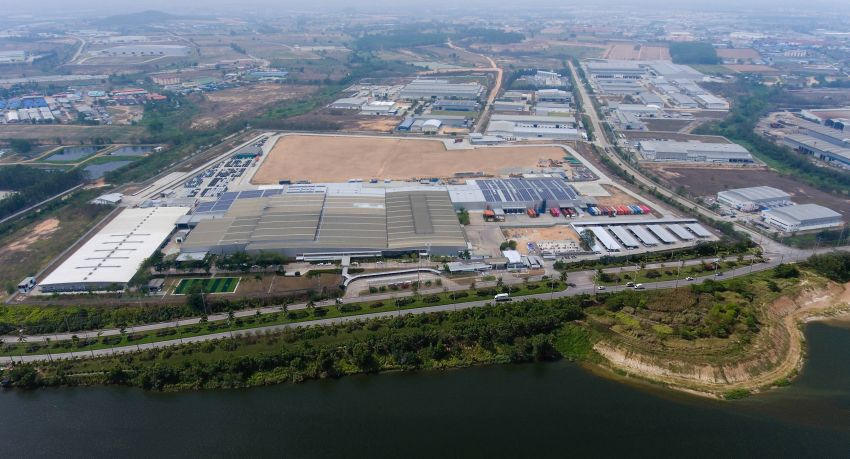 BMW Group Thailand commences local assembly of high-voltage batteries for plug-in hybrid models Image #1014754
