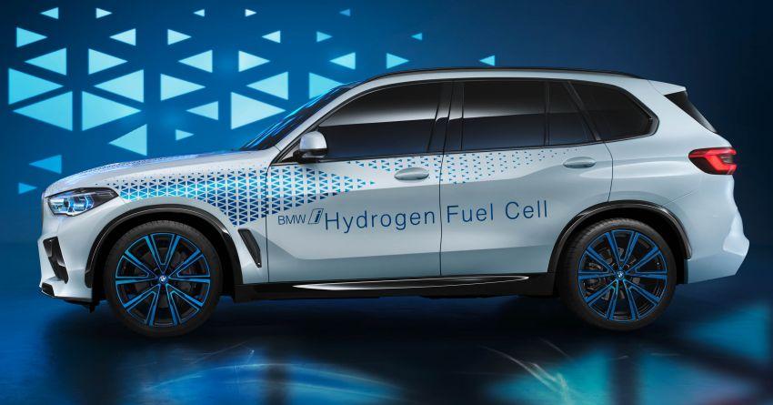 BMW i Hydrogen NEXT goes on display at Frankfurt Image #1014702