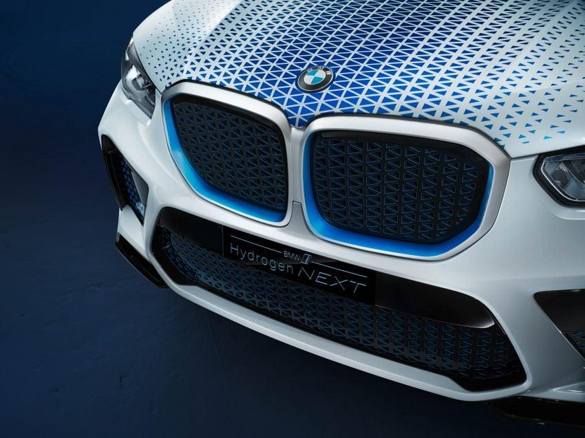 BMW i Hydrogen NEXT goes on display at Frankfurt Image #1014705