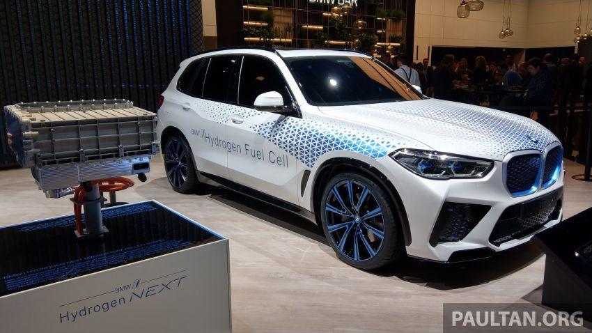 BMW i Hydrogen NEXT goes on display at Frankfurt Image #1014672