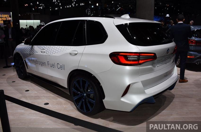 BMW i Hydrogen NEXT goes on display at Frankfurt Image #1014661