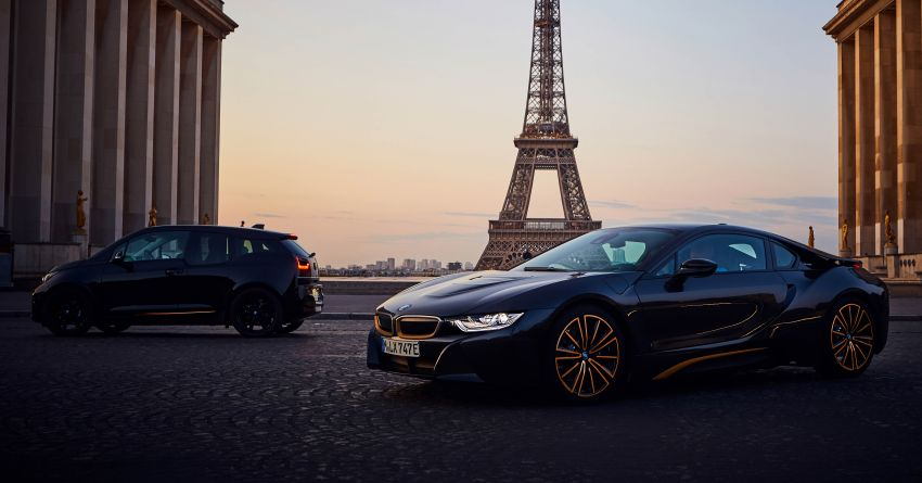BMW i8 Ultimate Sophisto Edition and i3s Edition RoadStyle debut – i8 production to end in April 2020 Image #1010833