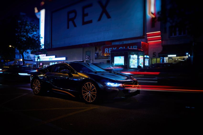 BMW i8 Ultimate Sophisto Edition and i3s Edition RoadStyle debut – i8 production to end in April 2020 Image #1010855