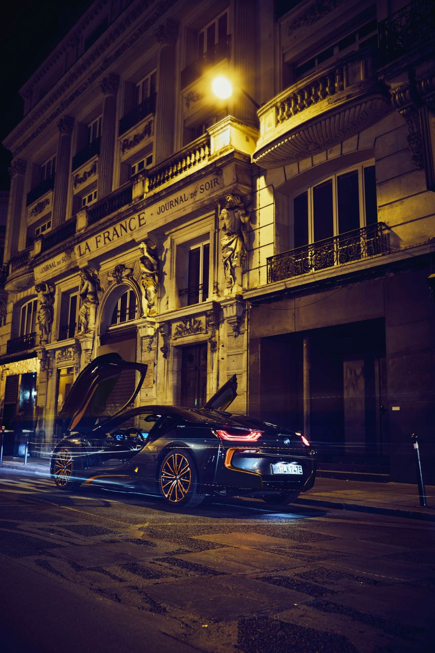 BMW i8 Ultimate Sophisto Edition and i3s Edition RoadStyle debut – i8 production to end in April 2020 Image #1010860