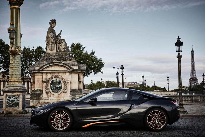 BMW i8 Ultimate Sophisto Edition and i3s Edition RoadStyle debut – i8 production to end in April 2020 Image #1010863