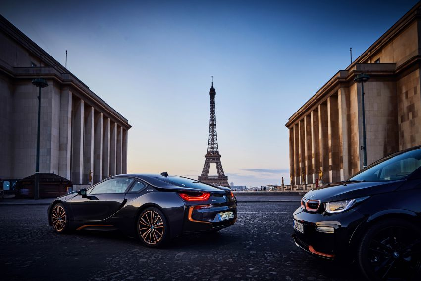 BMW i8 Ultimate Sophisto Edition and i3s Edition RoadStyle debut – i8 production to end in April 2020 Image #1010835