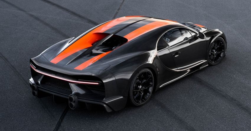 Bugatti Chiron is the new speed king – 490.484 km/h Image #1009791