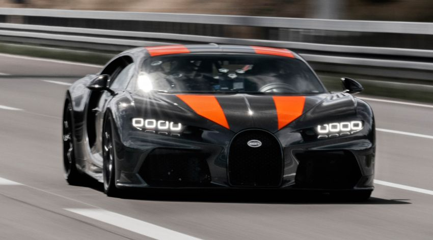 Bugatti Chiron is the new speed king – 490.484 km/h Image #1009794