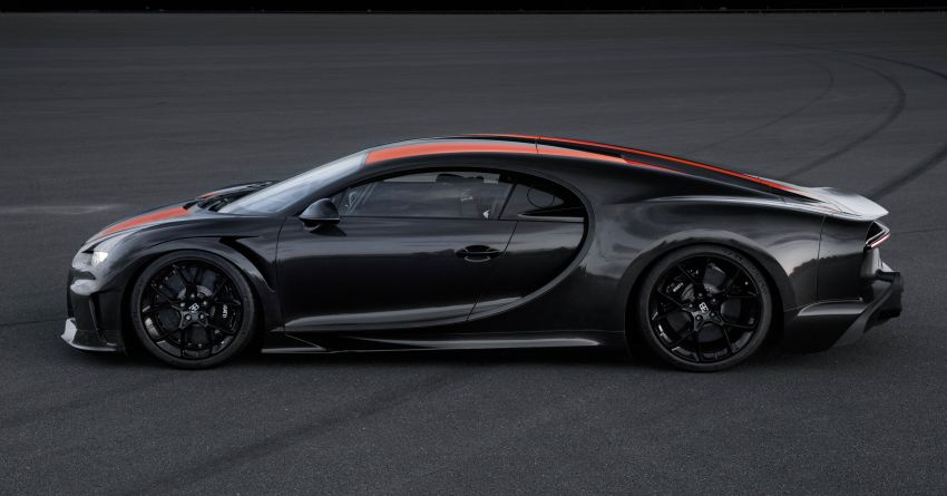 Bugatti Chiron is the new speed king – 490.484 km/h Image #1009795