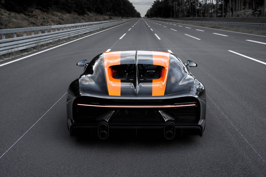Bugatti Chiron is the new speed king – 490.484 km/h Image #1015937
