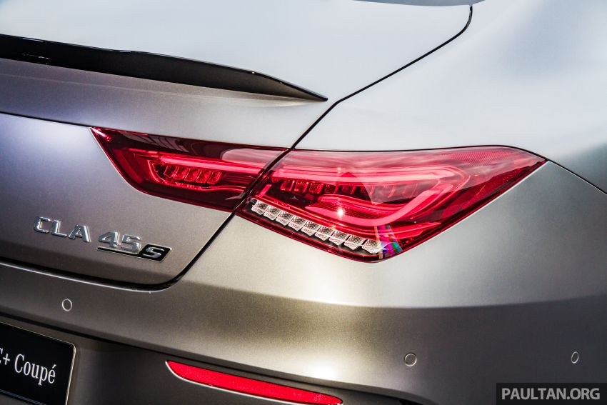 GALLERY: W177 Mercedes-AMG A45S, C118 CLA45S Image #1021656