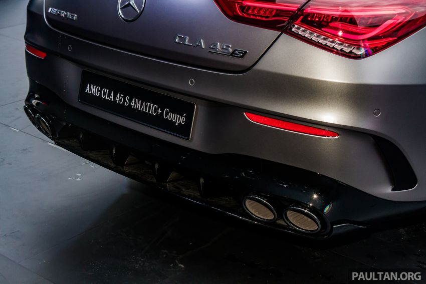 GALLERY: W177 Mercedes-AMG A45S, C118 CLA45S Image #1021657