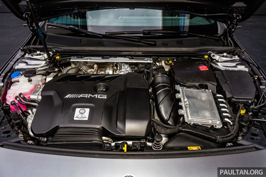 GALLERY: W177 Mercedes-AMG A45S, C118 CLA45S Image #1021658