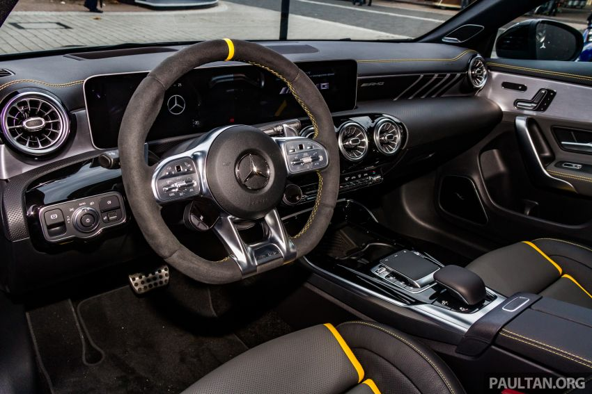 GALLERY: W177 Mercedes-AMG A45S, C118 CLA45S Image #1021660