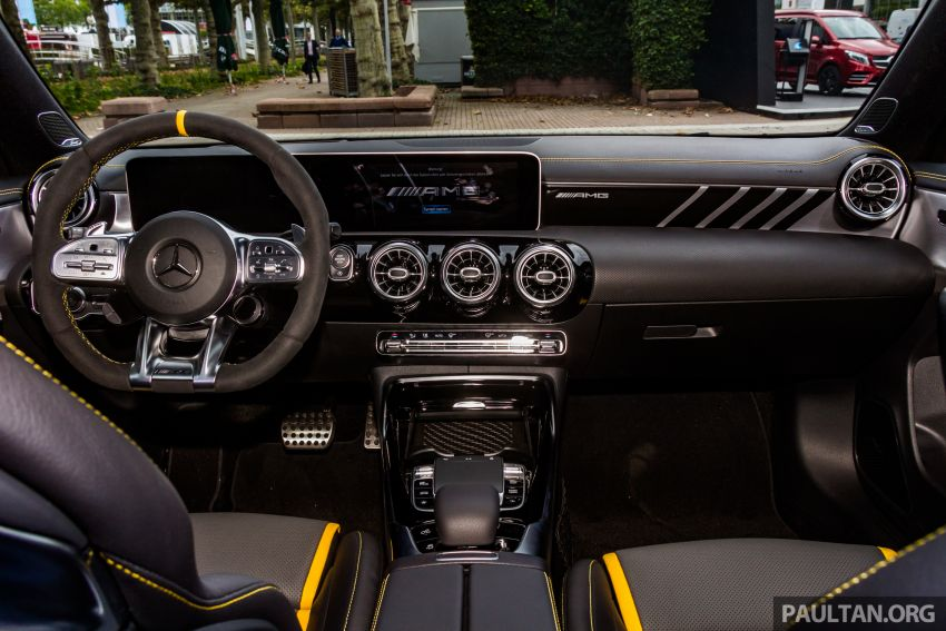 GALLERY: W177 Mercedes-AMG A45S, C118 CLA45S Image #1021661