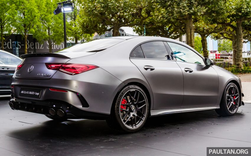 GALLERY: W177 Mercedes-AMG A45S, C118 CLA45S Image #1021645