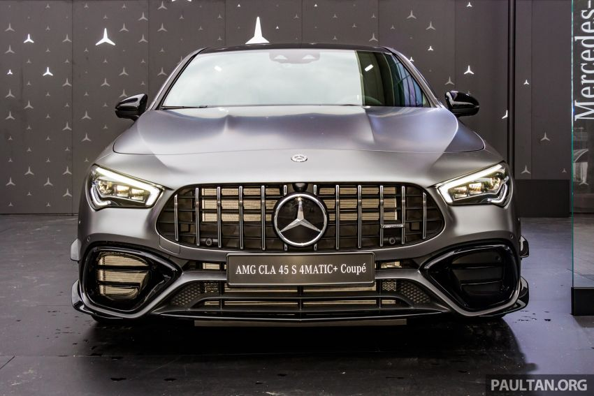 GALLERY: W177 Mercedes-AMG A45S, C118 CLA45S Image #1021646