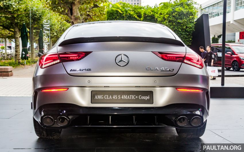 GALLERY: W177 Mercedes-AMG A45S, C118 CLA45S Image #1021647