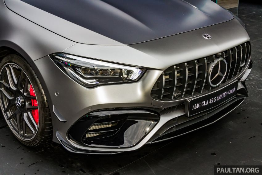 GALLERY: W177 Mercedes-AMG A45S, C118 CLA45S Image #1021649