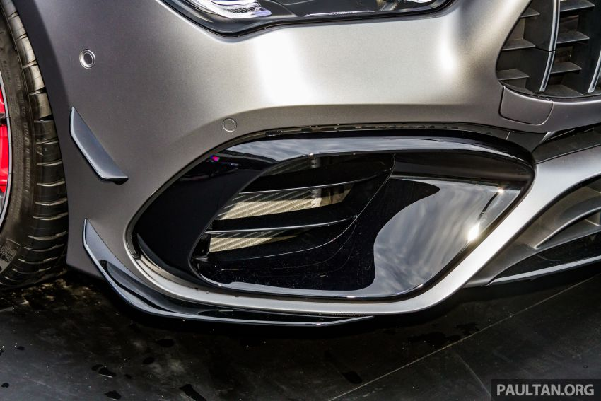 GALLERY: W177 Mercedes-AMG A45S, C118 CLA45S Image #1021652