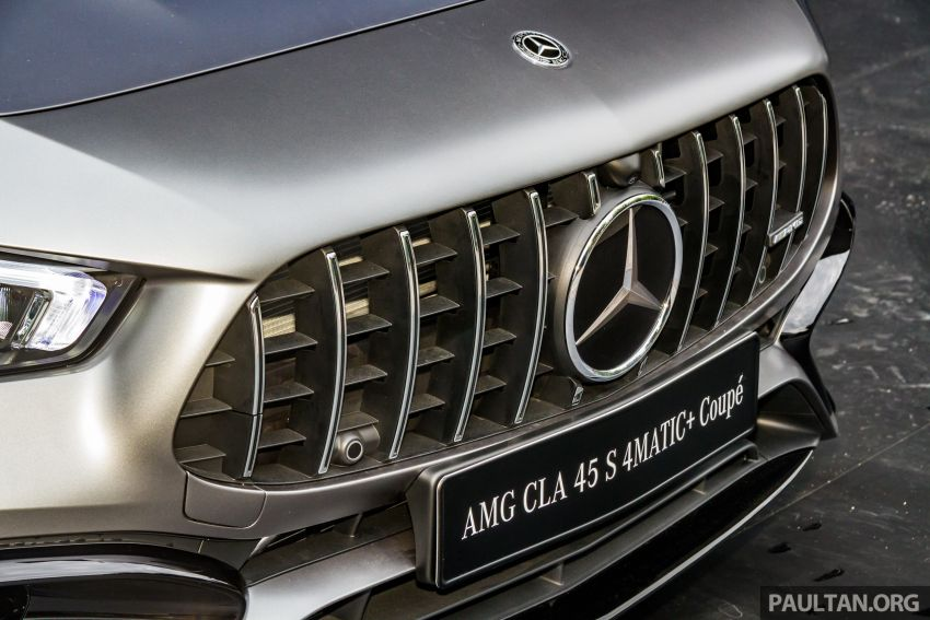 GALLERY: W177 Mercedes-AMG A45S, C118 CLA45S Image #1021653