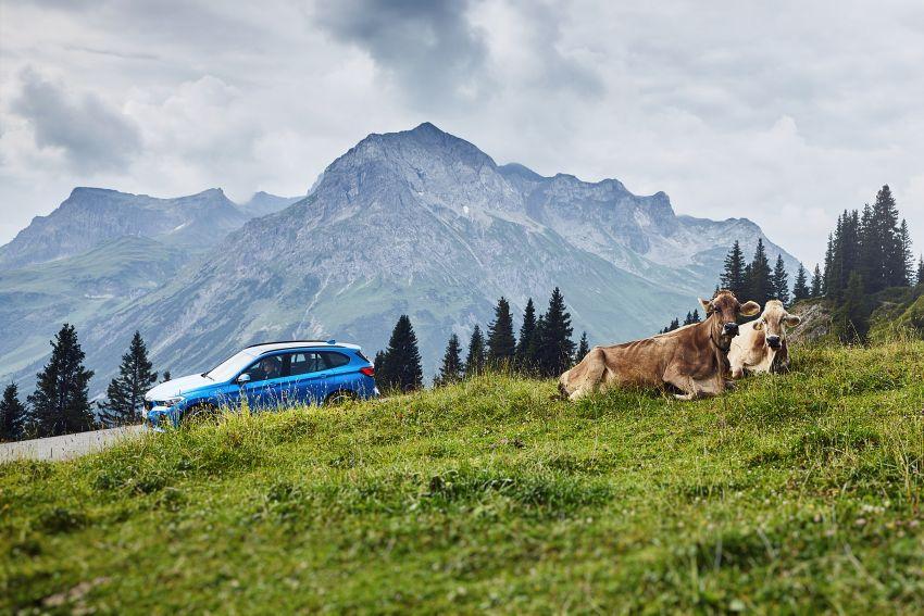 F48 BMW X1 xDrive25e detailed – 220 PS, 1.8 l/100 km Image #1021596