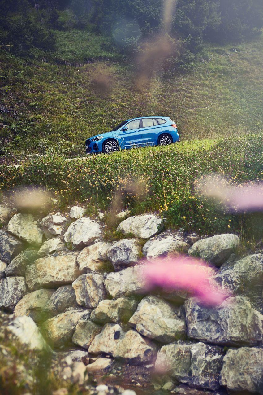 F48 BMW X1 xDrive25e detailed – 220 PS, 1.8 l/100 km Image #1021598