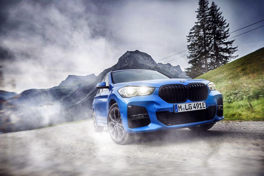 F48 BMW X1 xDrive25e detailed – 220 PS, 1.8 l/100 km Image #1021588