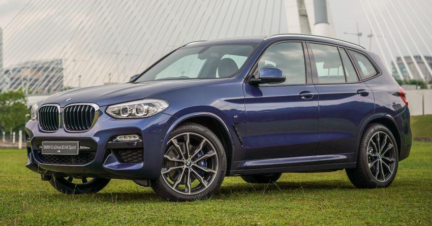 G01 BMW X3 xDrive30i M Sport in Malaysia – RM329k Image #1021935