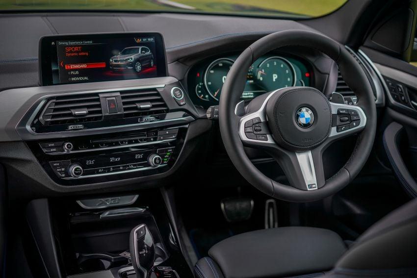G01 BMW X3 xDrive30i M Sport in Malaysia – RM329k Image #1021947