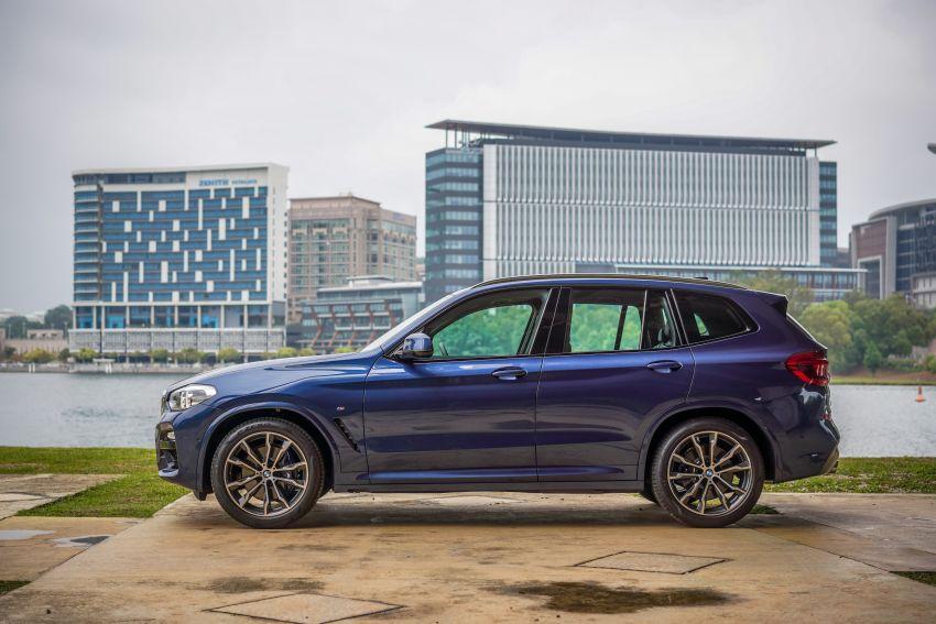 G01 BMW X3 xDrive30i M Sport in Malaysia – RM329k Image #1021949