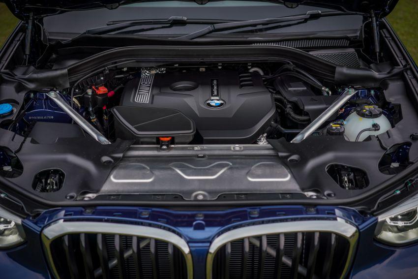 G01 BMW X3 xDrive30i M Sport in Malaysia – RM329k Image #1021936