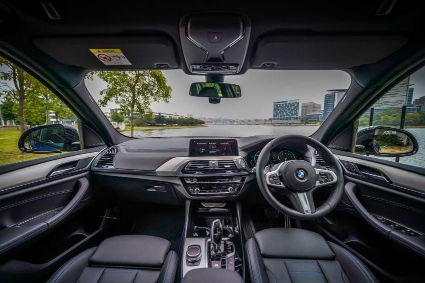 G01 BMW X3 xDrive30i M Sport in Malaysia – RM329k Image #1021938