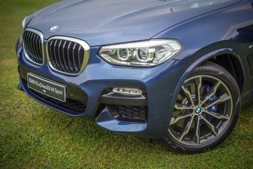 G01 BMW X3 xDrive30i M Sport in Malaysia – RM329k Image #1021941
