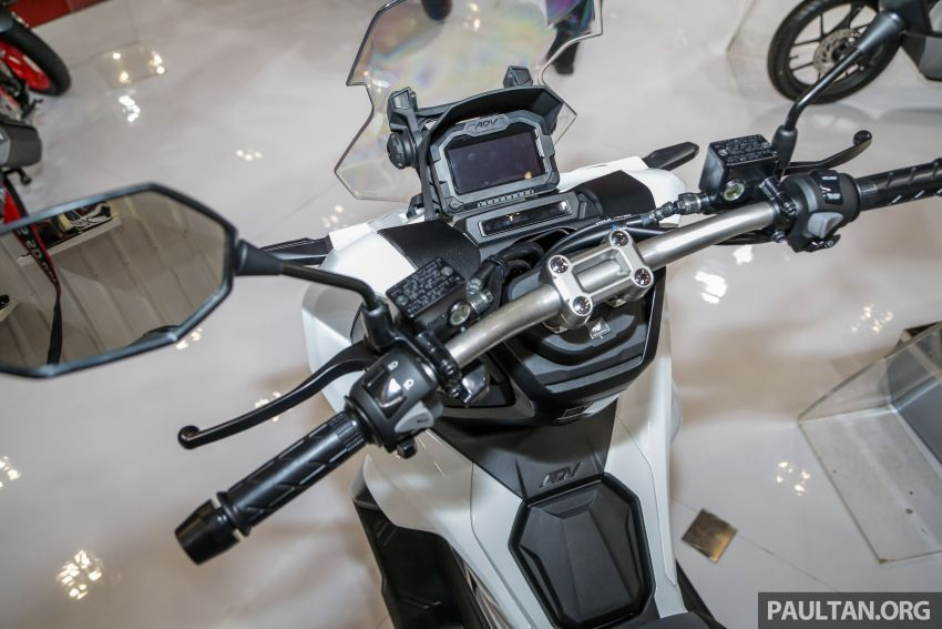 2019 Honda ADV 150 scooter arrives in Philippines Image #1015990
