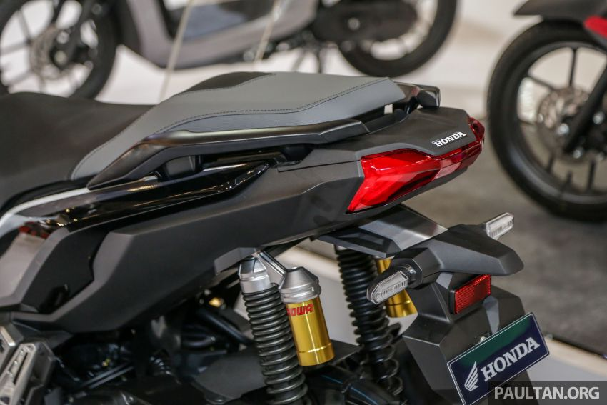 2019 Honda ADV 150 scooter arrives in Philippines Image #1015997