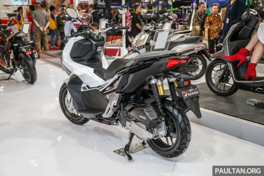 2019 Honda ADV 150 scooter arrives in Philippines Image #1015982