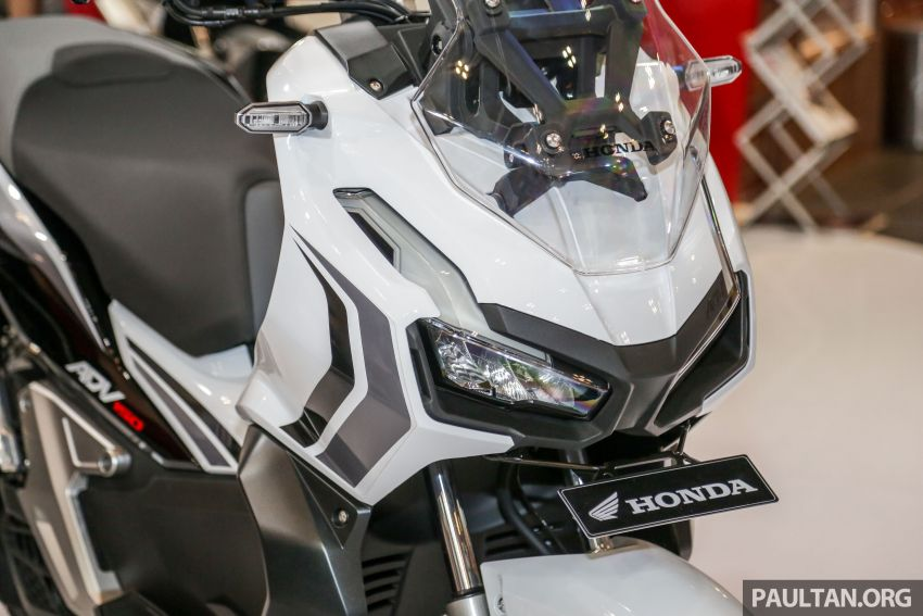 2019 Honda ADV 150 scooter arrives in Philippines Image #1015984