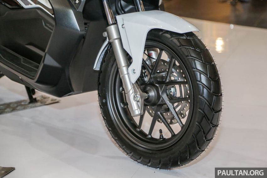 2019 Honda ADV 150 scooter arrives in Philippines Image #1015986