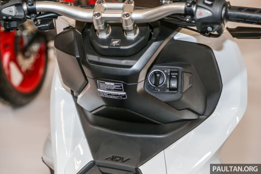 2019 Honda ADV 150 scooter arrives in Philippines Image #1015988