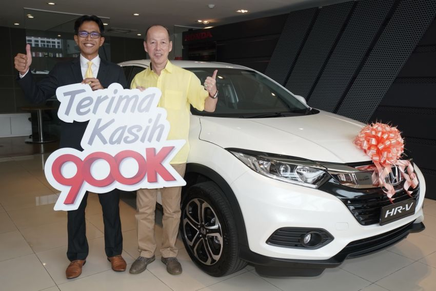 Honda Road to 900k campaign – second winner announced, grand finale on Sept 28-29 at Bukit Jalil Image #1016538