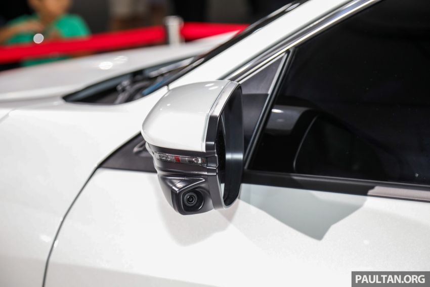 Honda Civic facelift previewed in Malaysia – now with Honda Sensing, boot spoiler and 18-inch alloy wheels Image #1022935